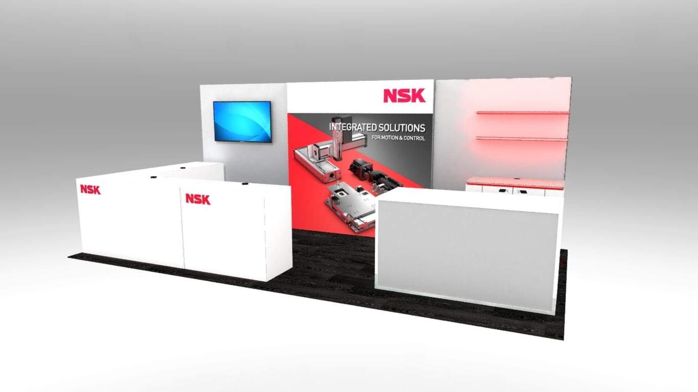 NSK Booth