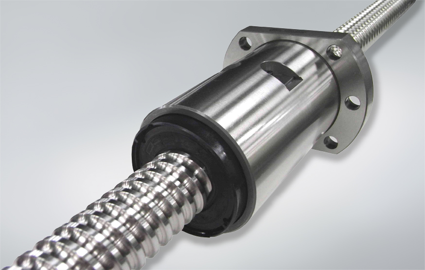 NSK - Ball Screw with High-Performance X1 Seal