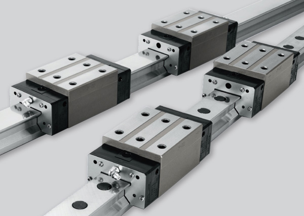 NSK Linear Guides - X1 Sealing System